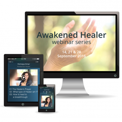 Awakened Healer webinar series