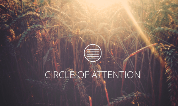 Circle of attention