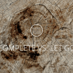 COMPLETE VS. LET GO [Text]